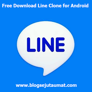 Free-Download-Line-Clone-(Dual-Line)-for-Android