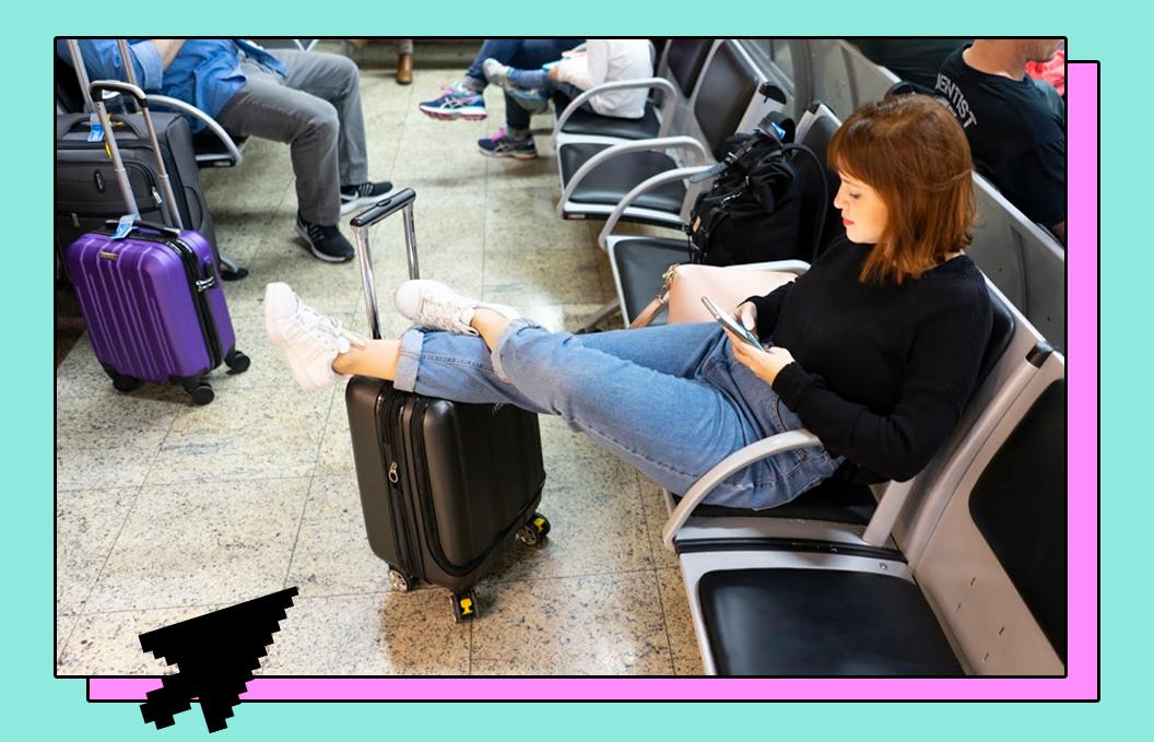 10 coisas para fazer um dia antes de viajar de avião