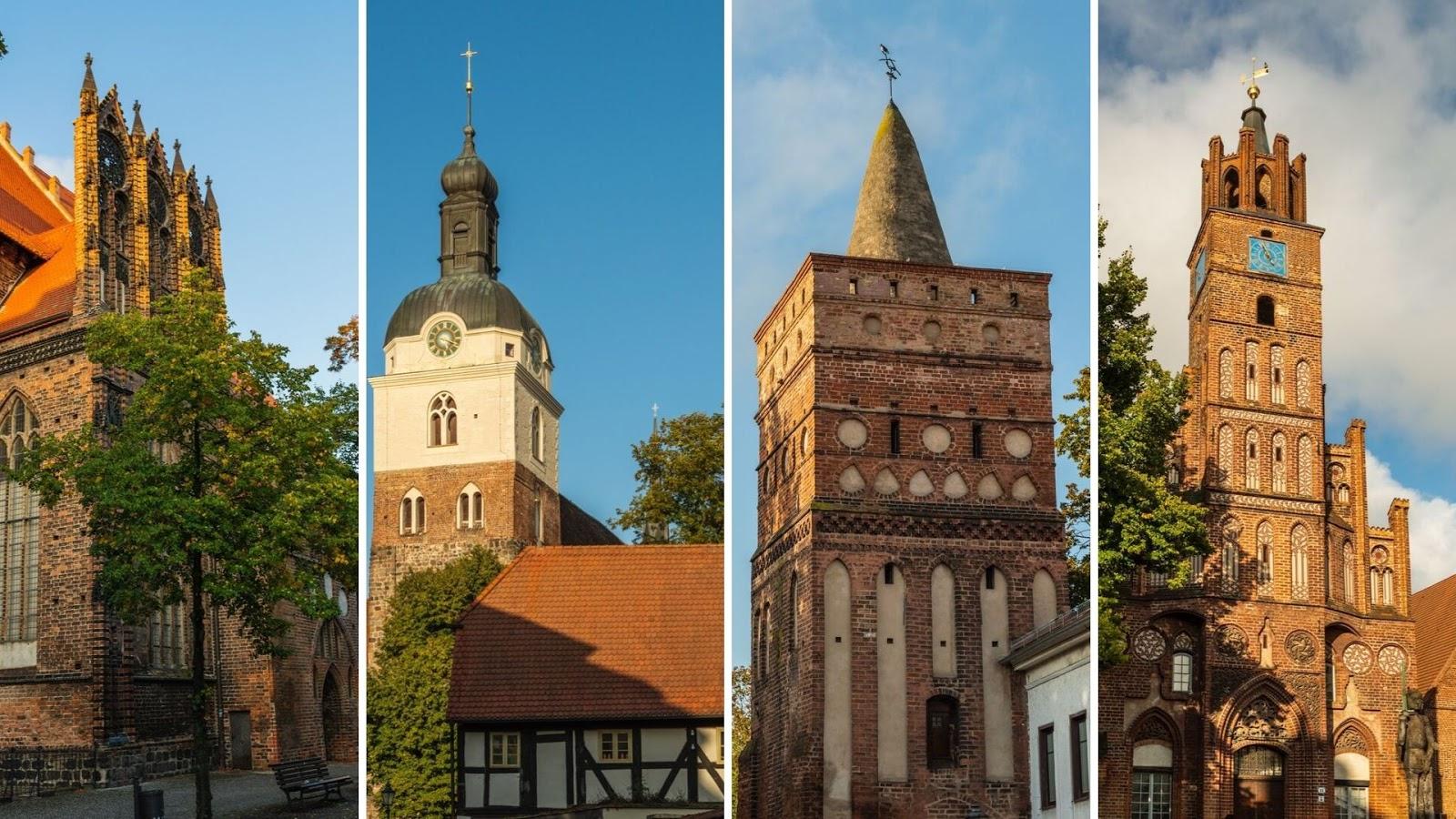 Zabytki Brandenburga