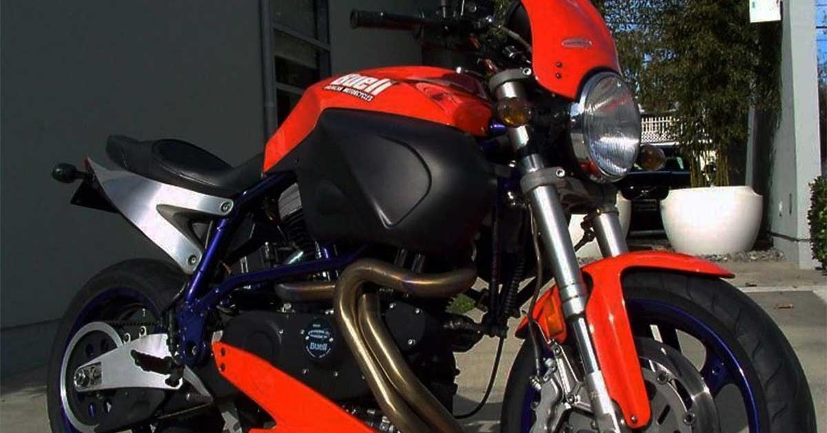 Buell / EBR XB12Ss Lightning Long - CycleChaos