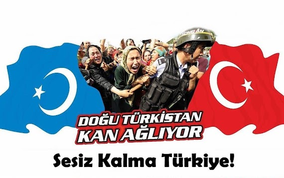 #DOGUTURKİSTANKANAGLİYOR