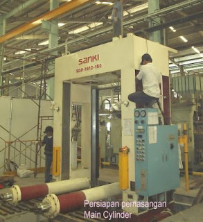Hydraulic Press Machine and Mechanical Press Machine