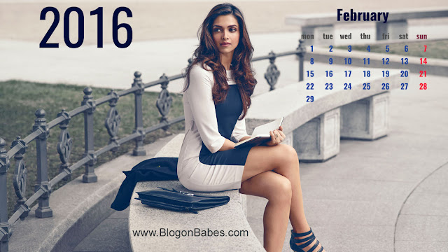 Deepika Padukone February 2016 Wallpaper