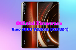 Firmware Vivo iQOO V1824A (PD1824)
