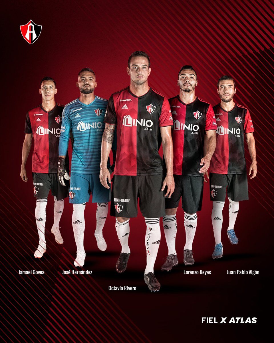 f74389e28 Adidas Atlas 18-19 Home   Away Kits Released - Footy Headlines