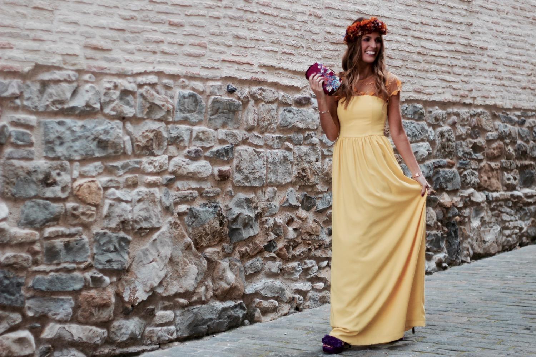 vestidos fiesta Pamplona