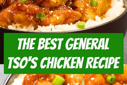 Easy General Tso's Chicken Recipe #chicken #chickenrecipes