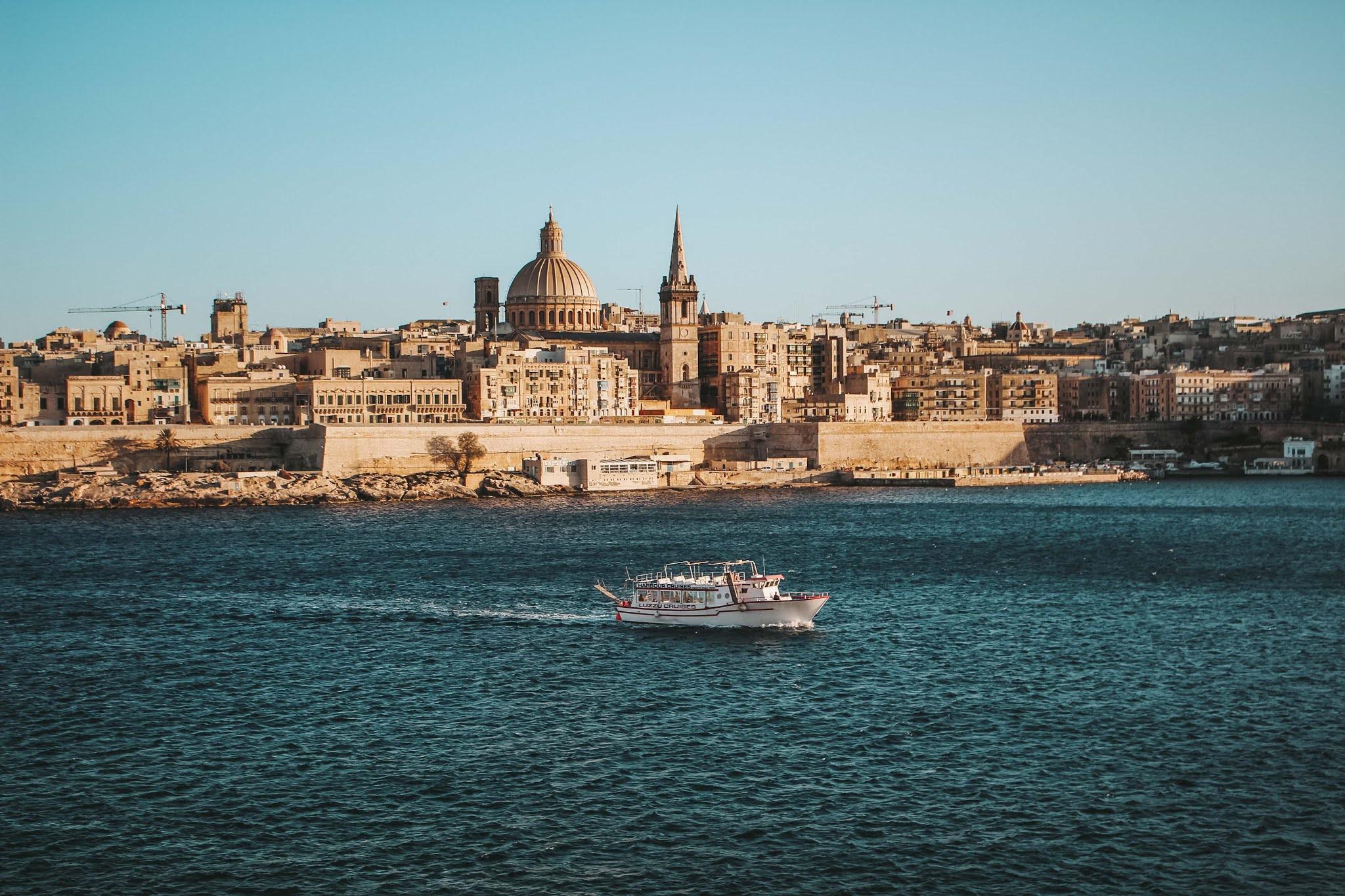 Valetta Skyline Malta