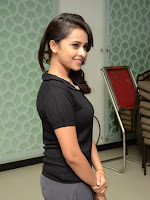 Sri Divya Cute at Rayudu movie press meet-cover-photo