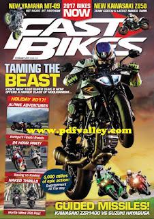 Fast Bikes Magazine February 2017