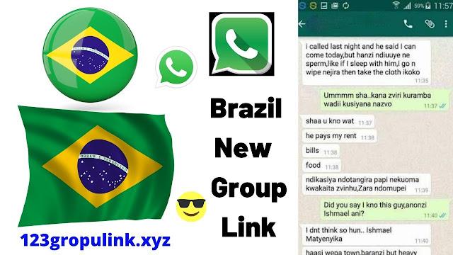 Join 200+ Brazil Whatsapp group link