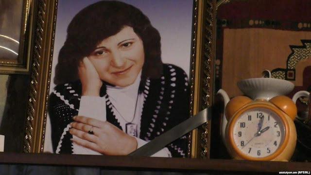 Soldado ruso mata mujer en Gyumri