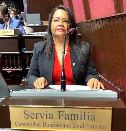 Diputada del Exterior pide facilidades especiales para dominicanos residentes en el exterior realizarse prueba del Covid-19