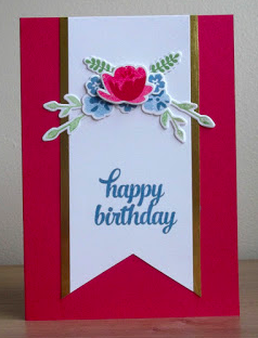 Nigezza Creates with STampin Up friends