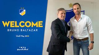 Αναλαμβάνει άμεσα καθήκοντα στον Αρχάγγελο ο κ. Baltazar