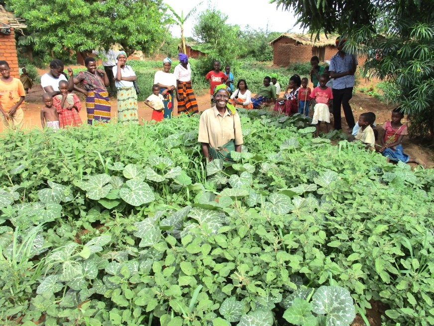 Alshair Fiyaz Makes a Difference in Malawi