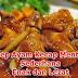 Resep Ayam Kecap Mentega Sederhana Enak dan Lezat