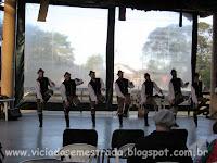 Danças folclóricas germânicas em Nova Petrópolis, RS