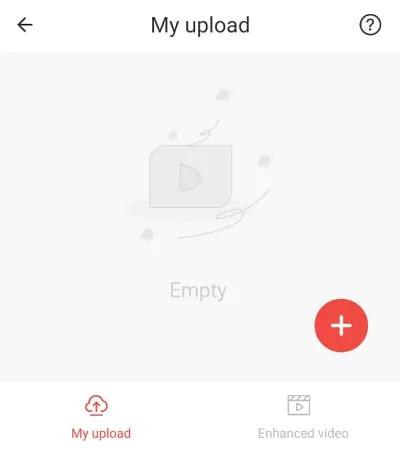 تحسين الفيديو Remini