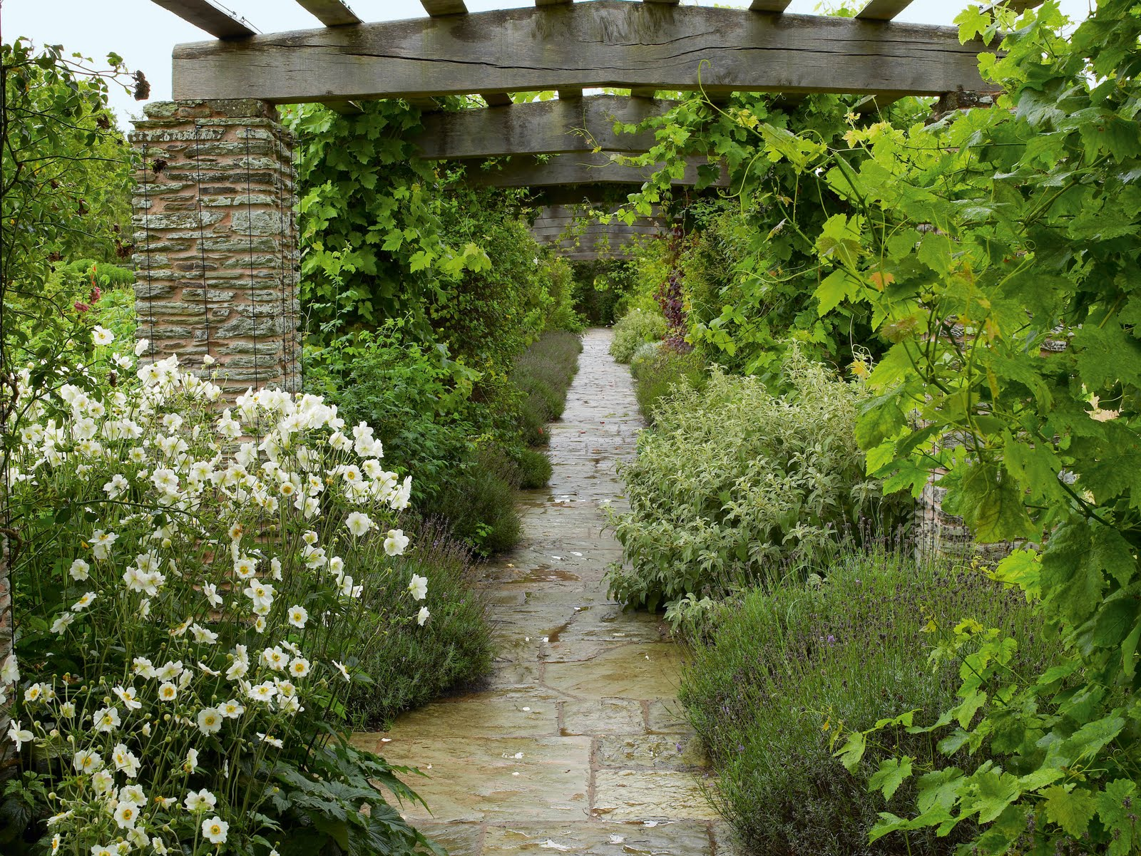 Style court learning from the masters getrude jekyll for Landscape my garden