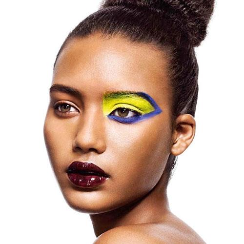 Tipos de maquillaje : Moda para editorial o pasarela