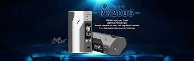 Wismec Surprised Us Again With The Updated RX200S