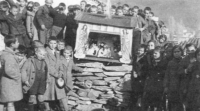 Τα ξεχασμένα παλαιά έθιμα των Χριστουέννων και της Πρωτοχρονιάς στη Θεσπρωτία...