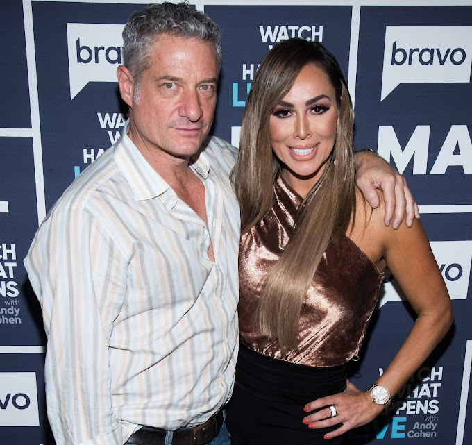Kelly Dodd And Fiancé Rick Leventhal Get Marriage License!