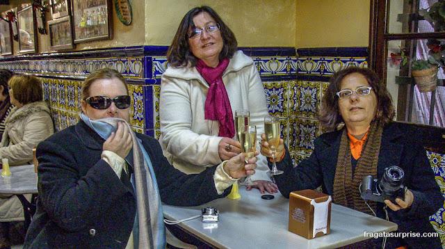 El Xampanyet, champanheria tradicional de Barcelona