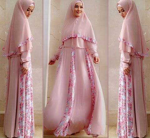 model baju hijab syar'i