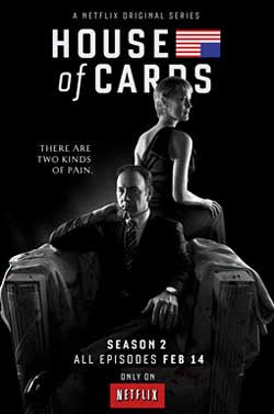 House of Cards (2014) Season 2 Complete