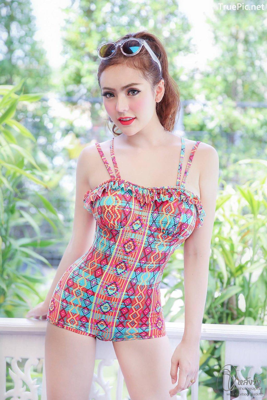 Image Thailand Model - Panicha Vichaidit - Red Girl Sexy - TruePic.net - Picture-8