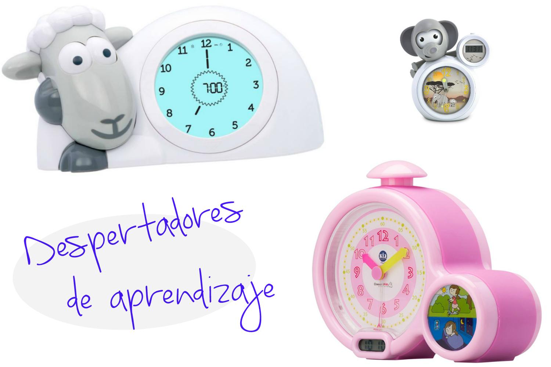 Despertadores de aprendizaje para niños