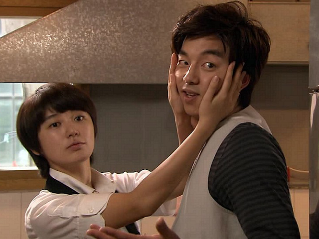 resenha do k-drama coffee prince