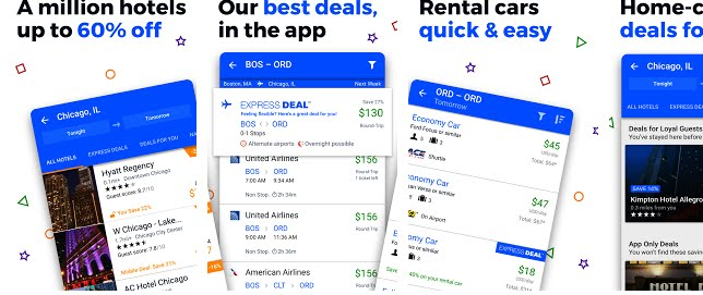 Priceline - Hotels, Rental Cars and Cheap Flights