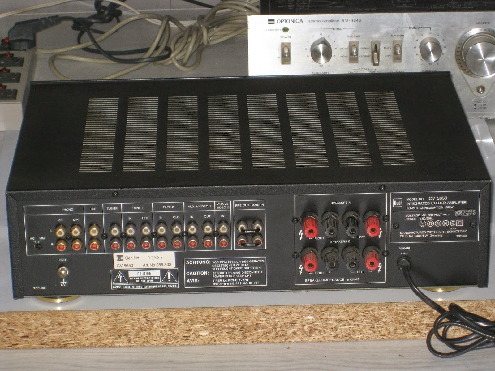 Concept Amplifier Manual