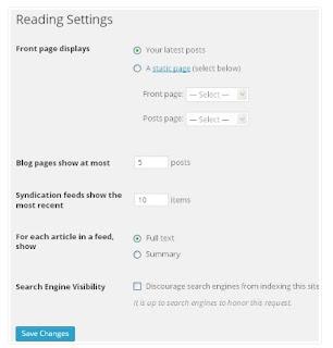 reading-setting