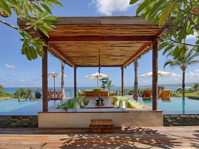 Nihi Sumba Island top 100 resort tốt nhất thế giới với mái lá sinh thái đơn sơ