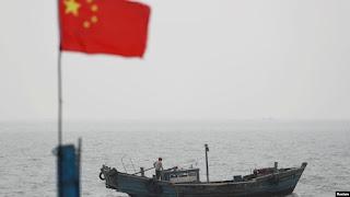 Amerika Serikat Larang Impor dari Armada China yang Gunakan Buruh Kerja Paksa Indonesia