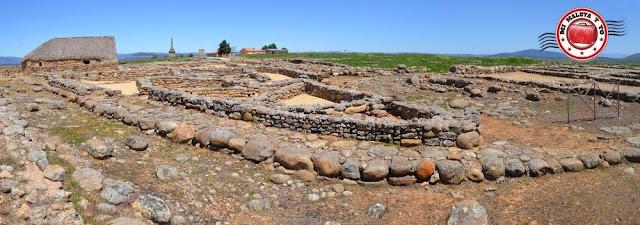 Recinto arqueológico de Numancia, Soria
