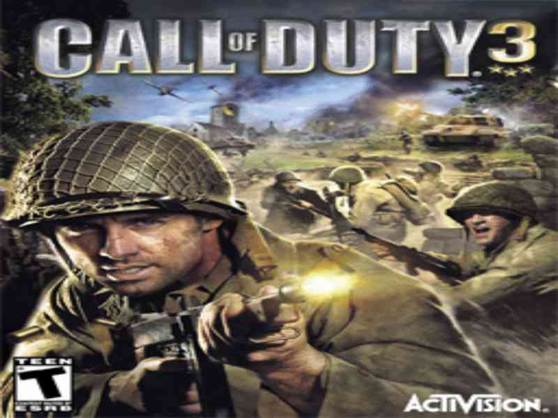 Call Of Duty 3 Game Download Free For PC Full Version