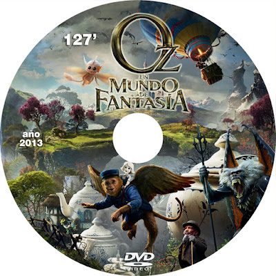 Oz, un mundo de fantasía - [2013]