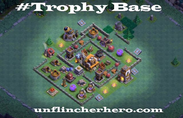 BH5 Trophy base layout