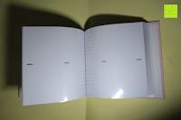 Doppelseite: Levivo Baby Fotoalbum für 200 Fotos, Classic, Rosa