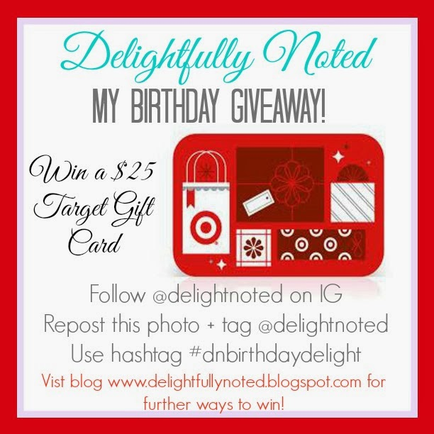 Pal A 25 Gift Card To Target I Am Super Jealous Of My Own Giveaway But Its Birthday And Can Cry If Want Tooor Just Eat Lots Cupcakes