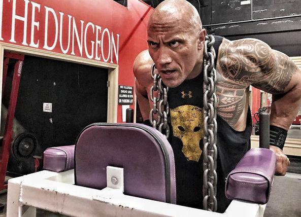 Dwayne Johnson Unveils Plot Details of 'Rampage'