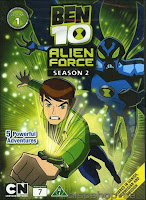 Ben 10 fuerza alienigena Temporada 02 Audio Latino