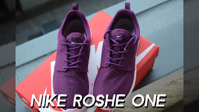 Review Sepatu Nike Roshe One Mulberry - Prism Pink