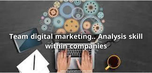 Team digital marketing