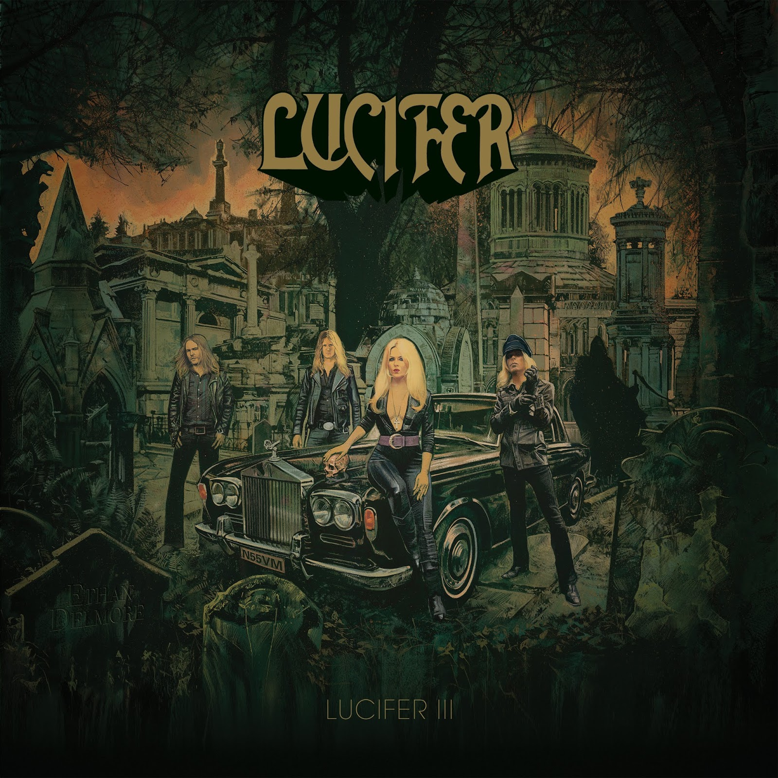Lucifer III cover art